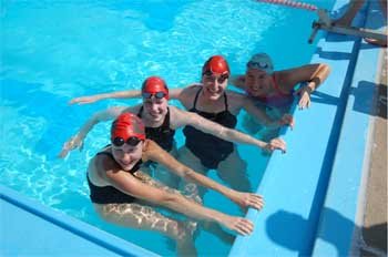 Swimmers ear september 2010 cara erskine juliana galan mollie grover julie roddin fandeluxe Image collections