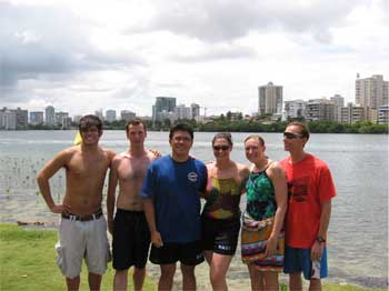 Swimmers ear september 2010 pv san juan 15k open water team fandeluxe Image collections
